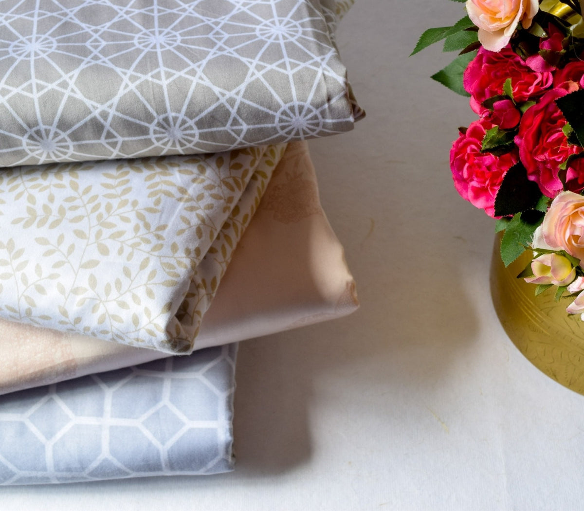 luxurious bed sheets - Artisan Home Decor