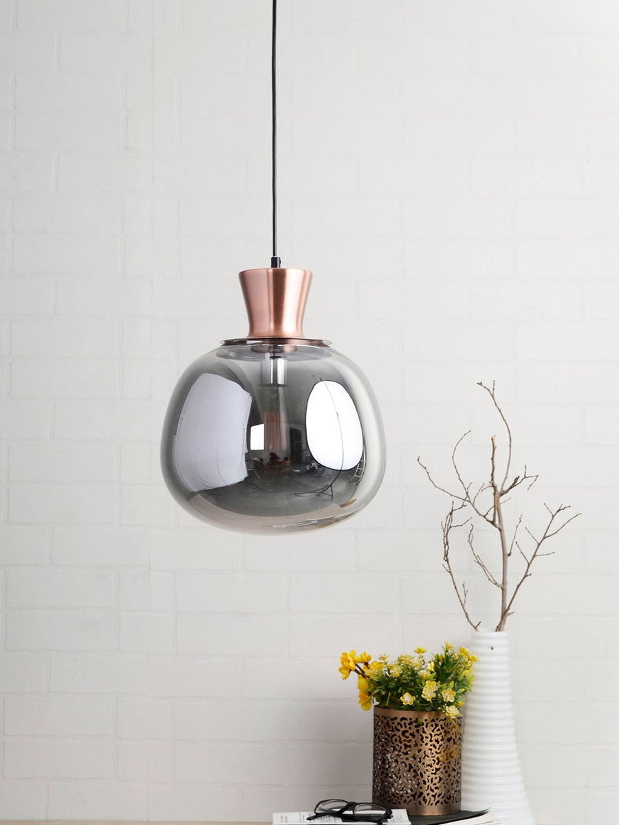 Alex Smoky Pendant Lamp