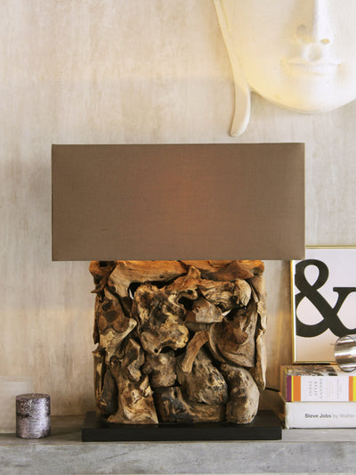 Carrie Table Lamp - Home Artisan