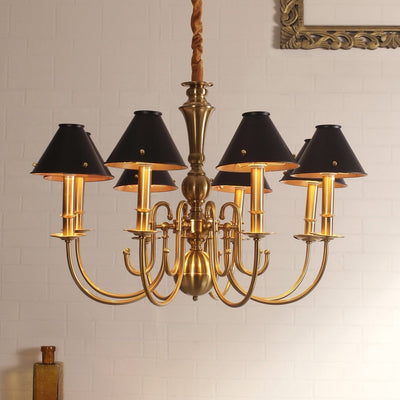 Felix 8-Light Chandelier - Home Artisan