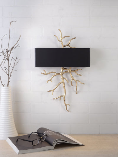 Ariana Branch Wall Sconce (Small) - Home Artisan