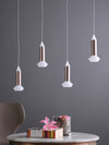 Thea 4-Lamp Chandelier