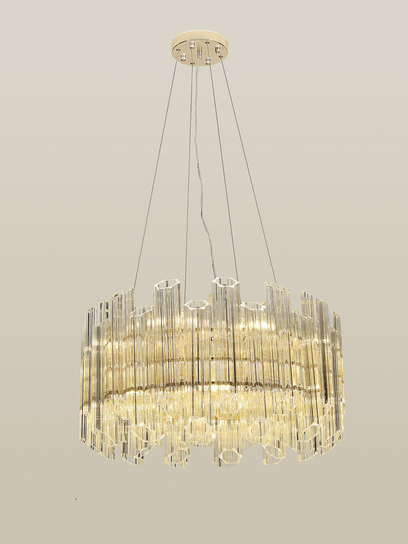 Carlington Chandelier - Small - Home Artisan