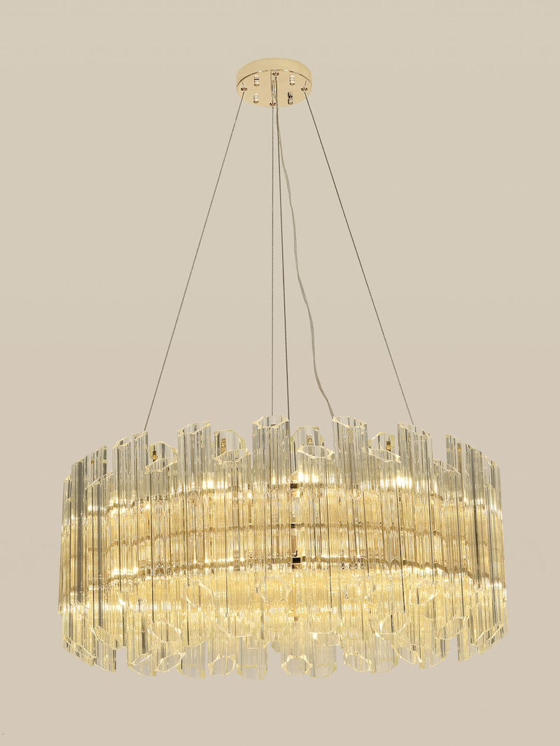 Carlington Chandelier - Large - Home Artisan