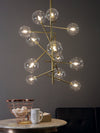 Avsarala 12-Lamp Chandelier - Home Artisan