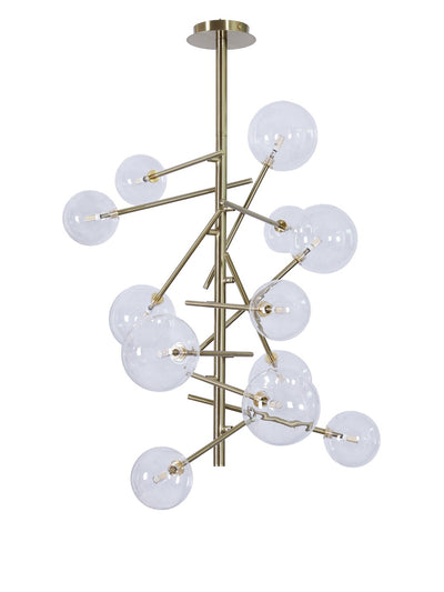 Avsarala 12-Lamp Chandelier