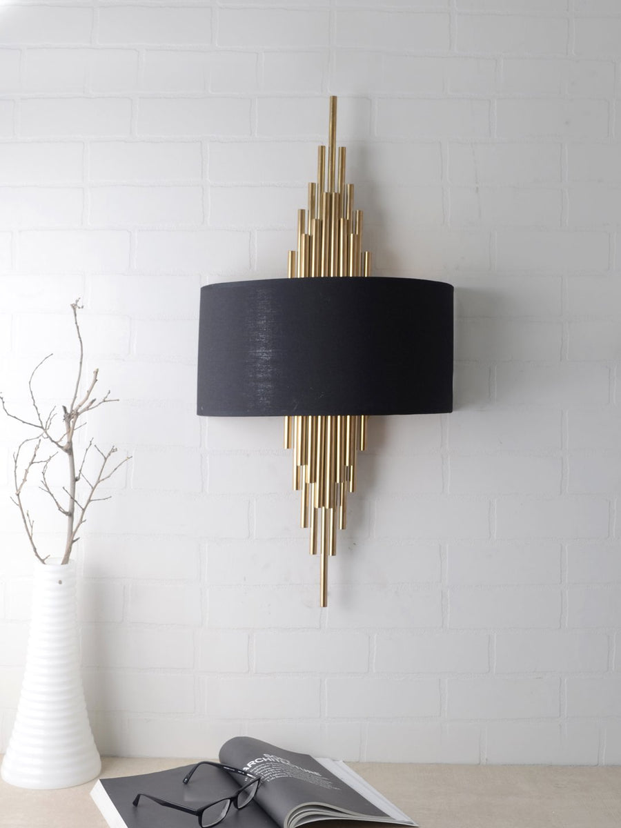 Marcellus Wall Sconce - Black