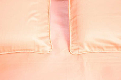 blush-pink-solid-colour-bed-sheet-1-Home Artisan