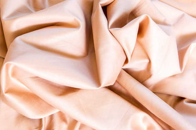 blush-pink-solid-colour-bed-sheet-2-Home Artisan