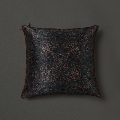 Copper Saadh Cushion With Filler by Ritu Kumar Home