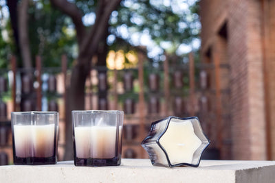 starburst-smoky-glass-candles-1-Home Artisan