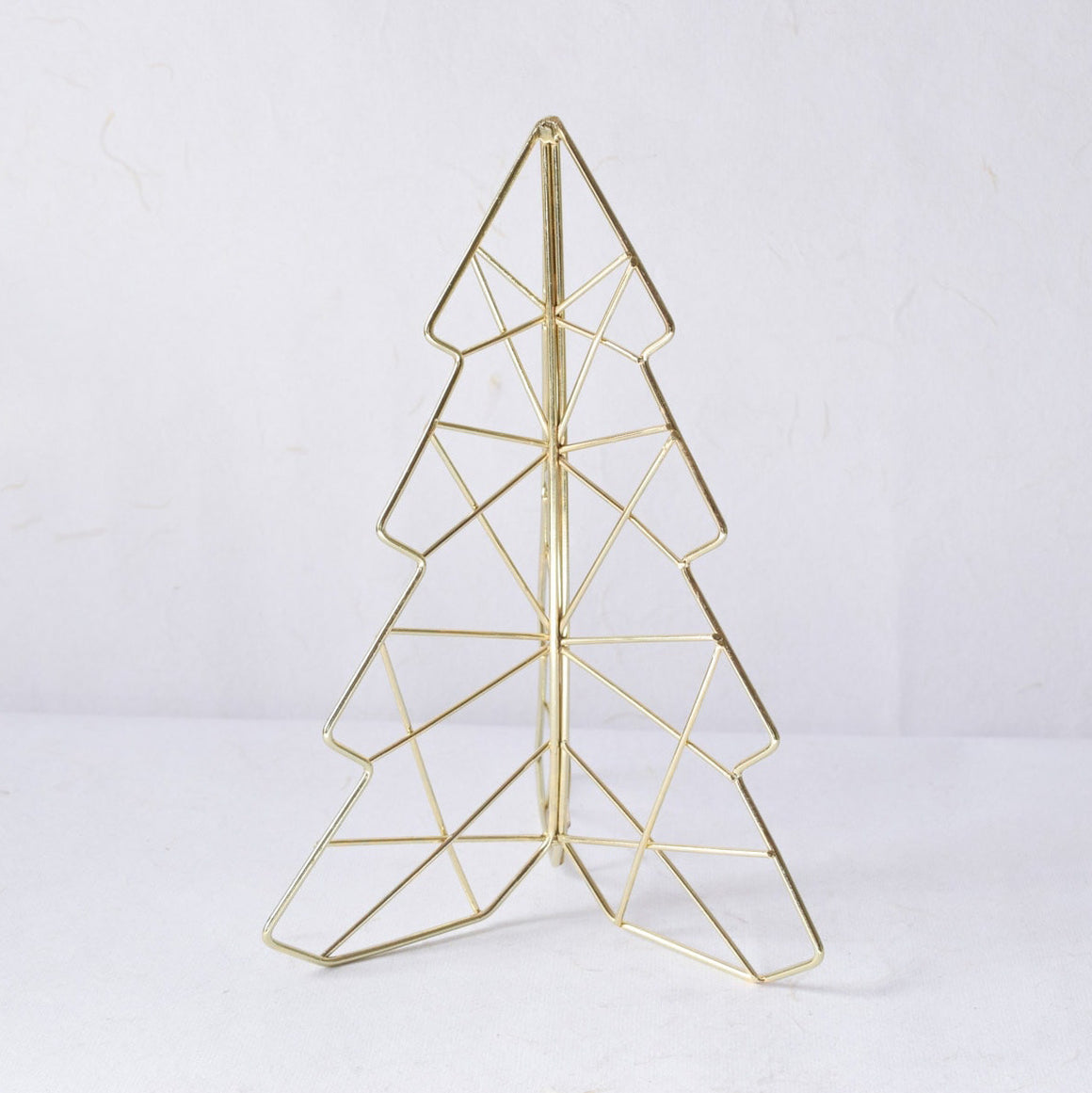 Decorative Golden Christmas Tree (Small)