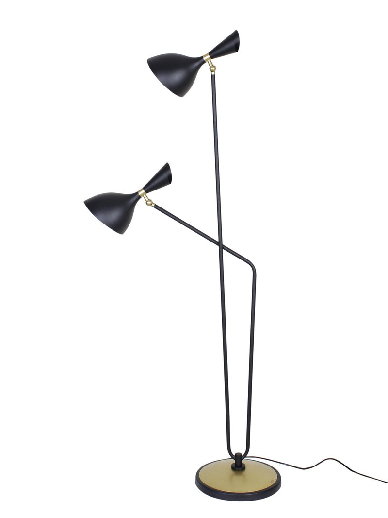 Fischer Floor Lamp - Home Artisan
