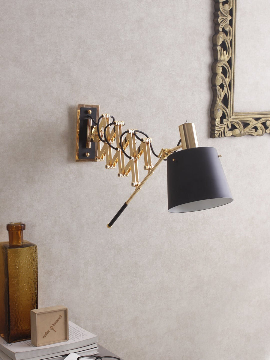 Corvin  Wall Sconce - Home Artisan