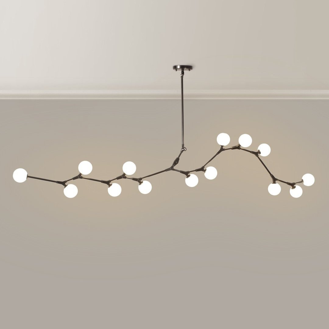 Neville 14-Light Chandelier - Home Artisan