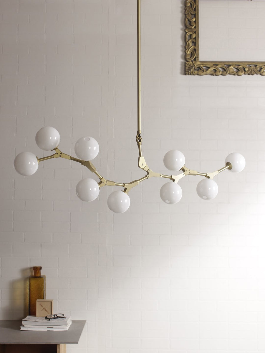Nicola 9-Light Chandelier