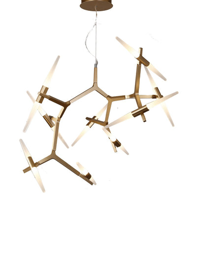 Julius 18-Light Baton Chandelier - Home Artisan