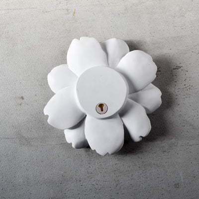 Peony Ceramic Flowers Wall Sculptures - Home Artisan_5