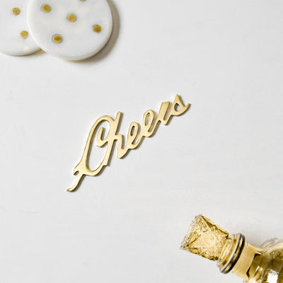 Cheers Bottle Opener - Home Artisan