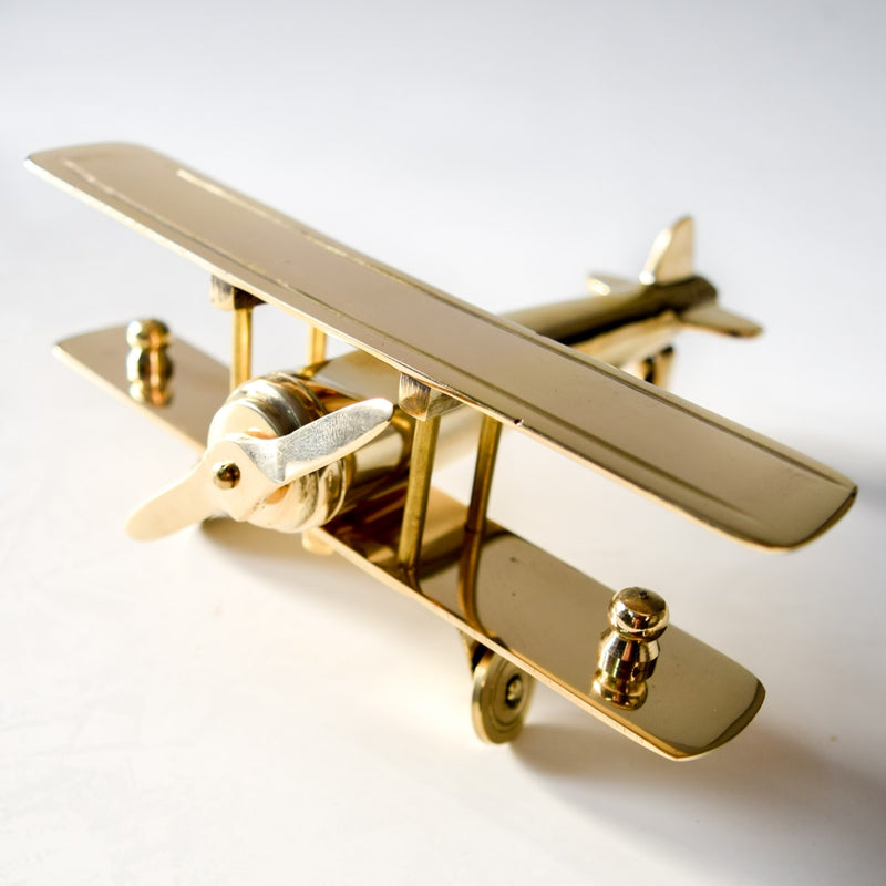 Neilson Decorative Brass Plane