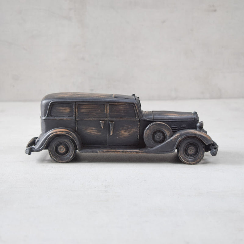 Vintage Car Sculpture