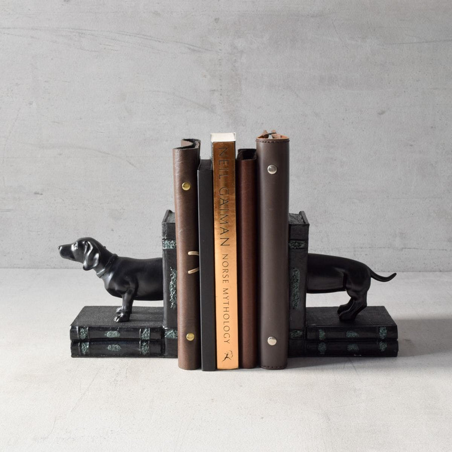 Fritz Dachshund Bookend - Home Artisan