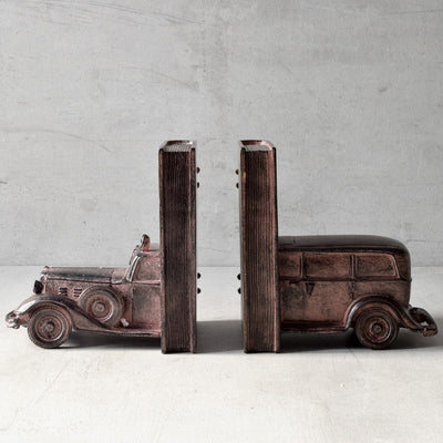 The Strand Buick Bookend - Home Artisan