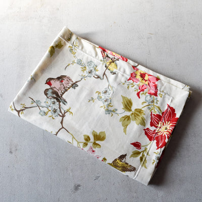 Kelly Floral Print Bed Sheet - Home Artisan_3