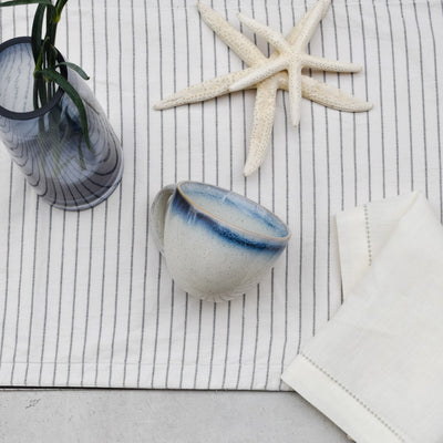 Abigail Blue and White Ceramic Mug - Home Artisan_3