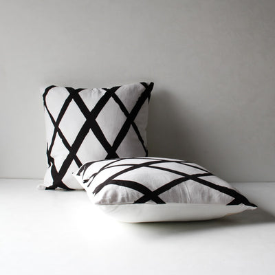 Stark Monochromatic Cushion Cover - Home Artisan_2