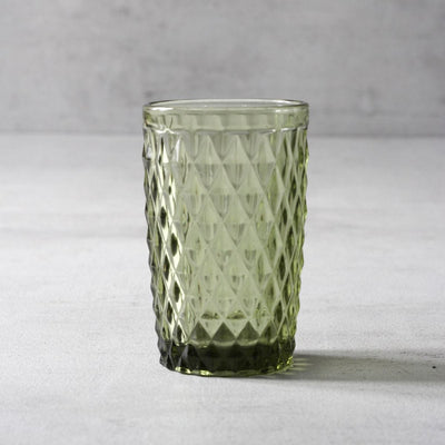 Atwood Kale Drinking Glass - Set of 4 - Home Artisan