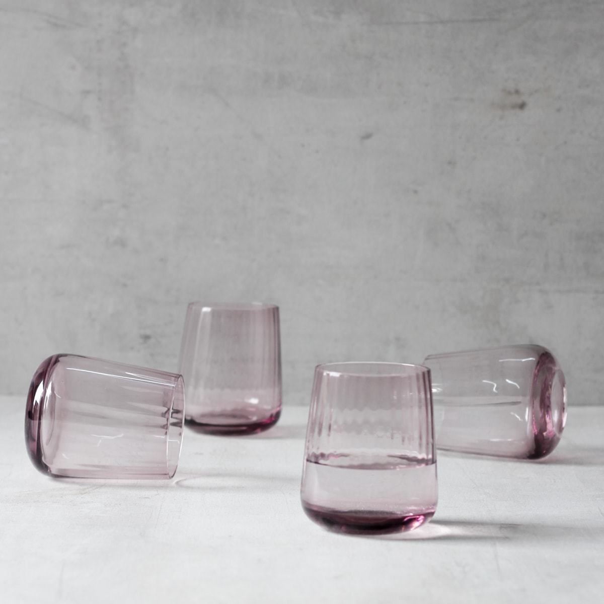 Herend Plum Drinking Glass (Set of 6)