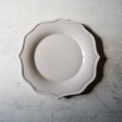 Pandora Powder Blue Ceramic Dinner Plate - Home Artisan