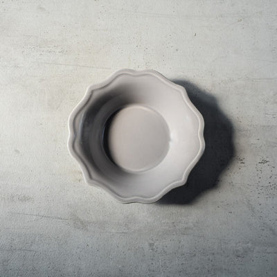 Pandora Powder Blue Ceramic Bowl - Home Artisan
