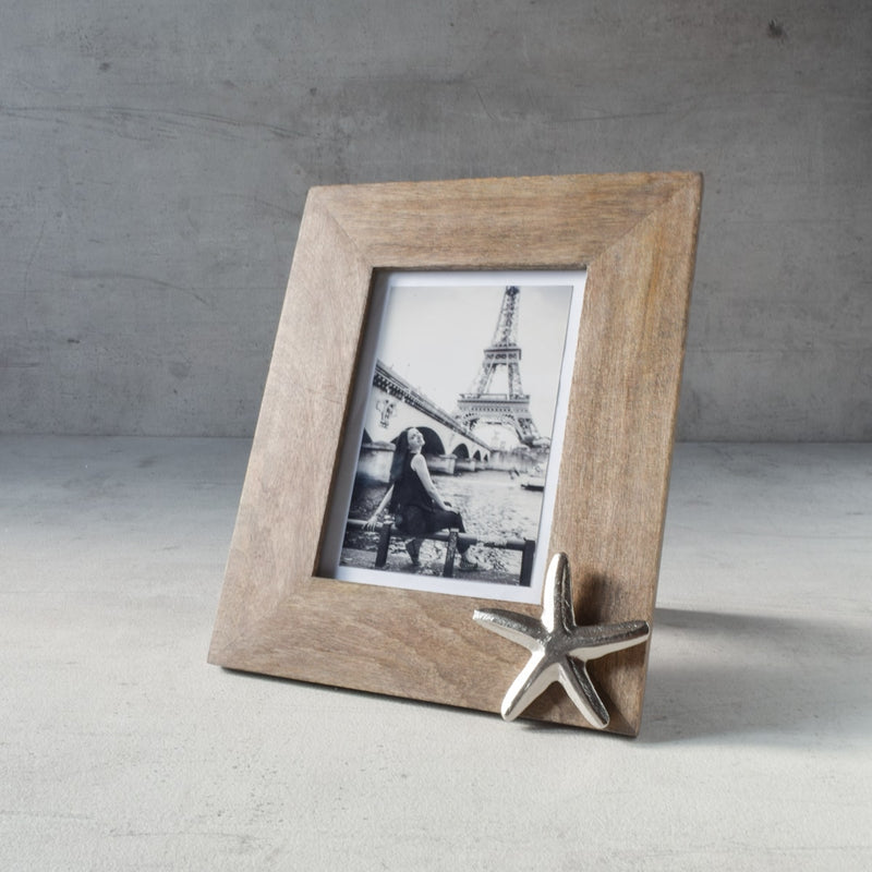 Burgess Wooden Photo Frame - Home Artisan_1
