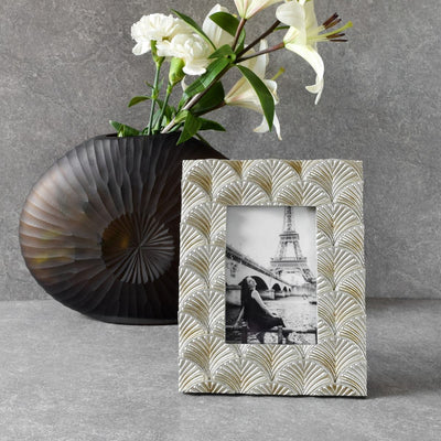 Delaunay Art Deco Photo Frame - Home Artisan