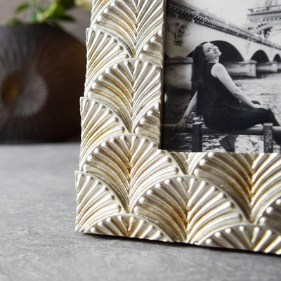 Delaunay Art Deco Photo Frame