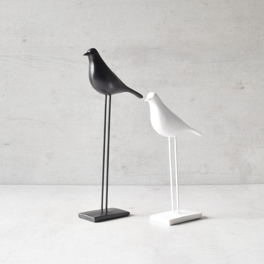 Perdew Bird Sculptures (Set of 2) - Home Artisan