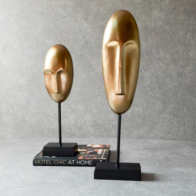 Prometheus Men Sculptures (Set of 2)