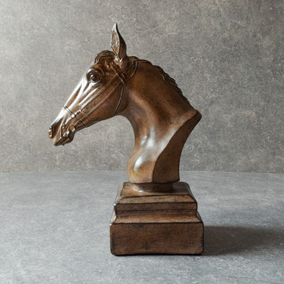 Arion Horse Sculpture - Home Artisan