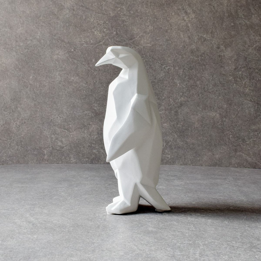 Oswald Penguin Origami Sculpture