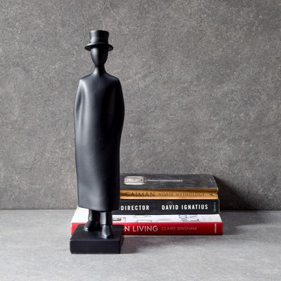 The Black Man Sculpture - Home Artisan