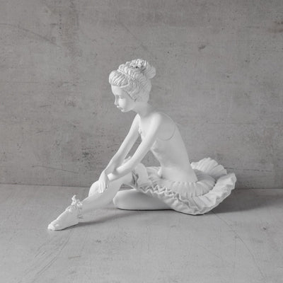 Misty Ballerina Sculpture
