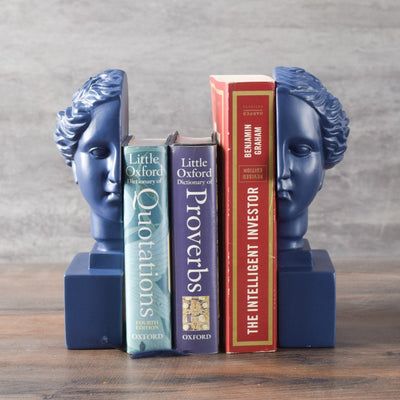 Clio Bookends - Home Artisan