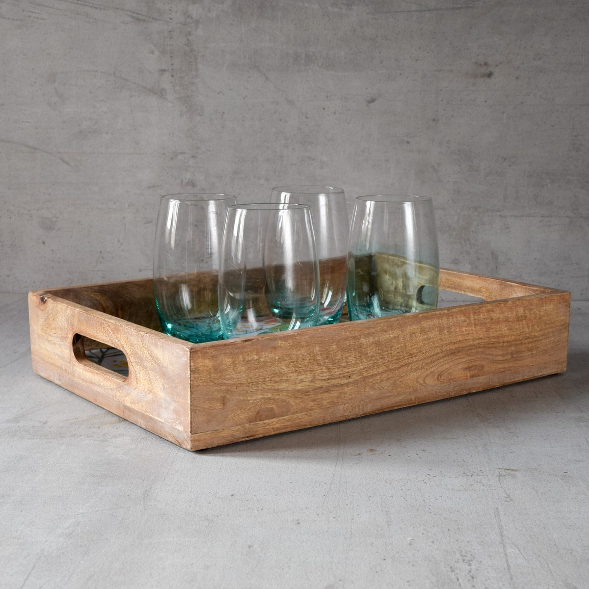Amazing Serena Mango Wood Serving Tray Home Interior And Landscaping Ologienasavecom