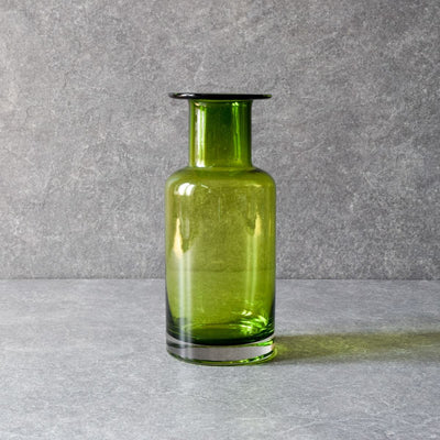 Elsa Green Glass vase - Home Artisan