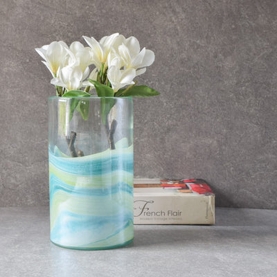 Epifanio Glass Vase - Home Artisan