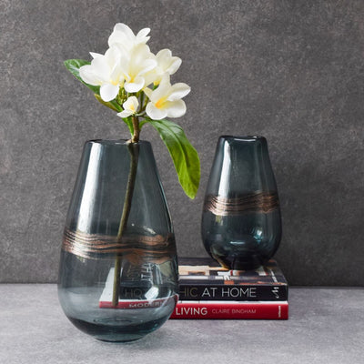 Saltzer Glass Vase - Large