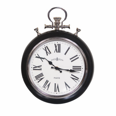 Carlington Wall Clock - Home Artisan