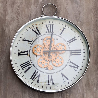Statler Wall Clock - Home Artisan